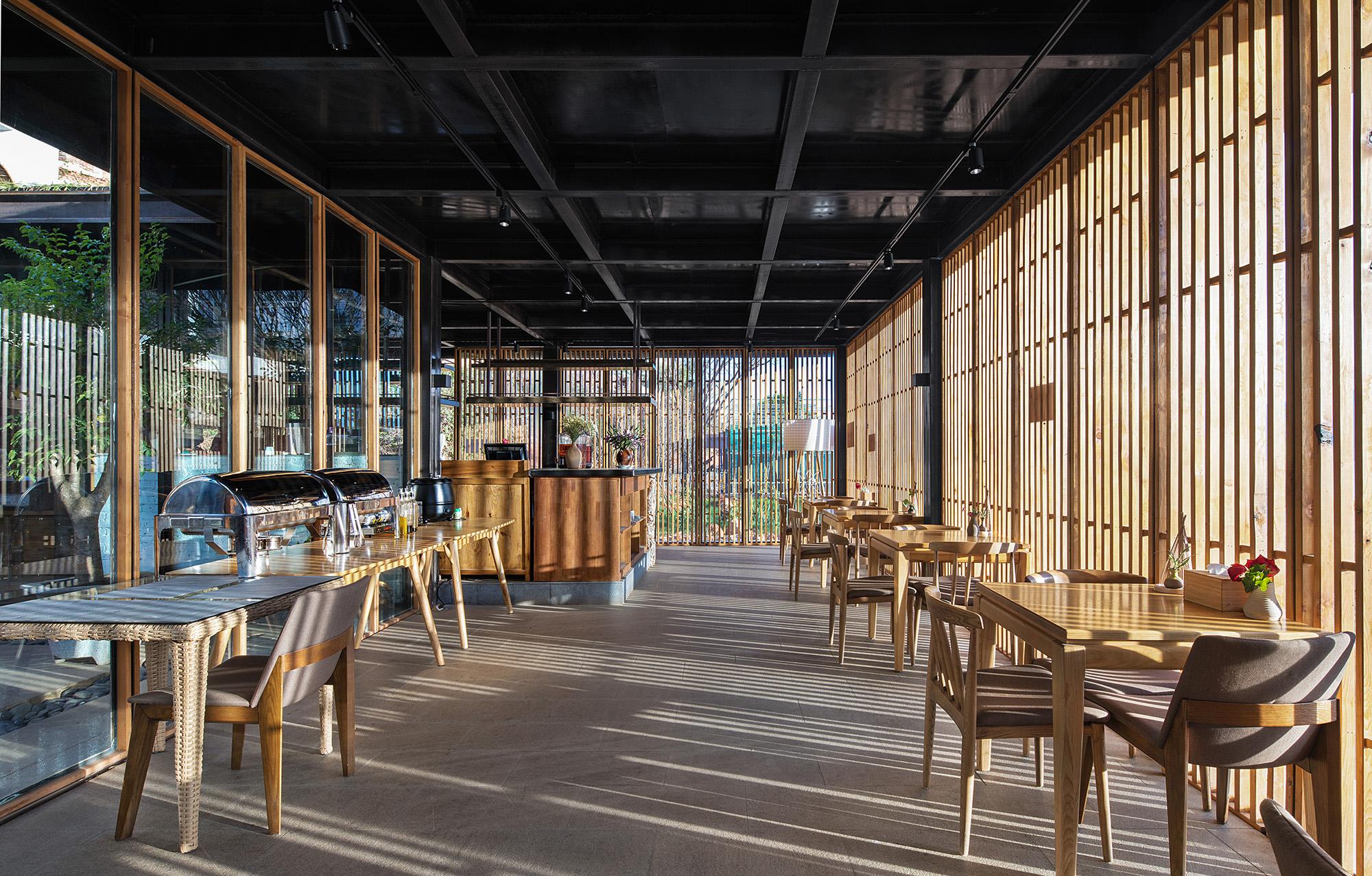 02-下院餐厅室内(存在建筑—建筑摄影)
