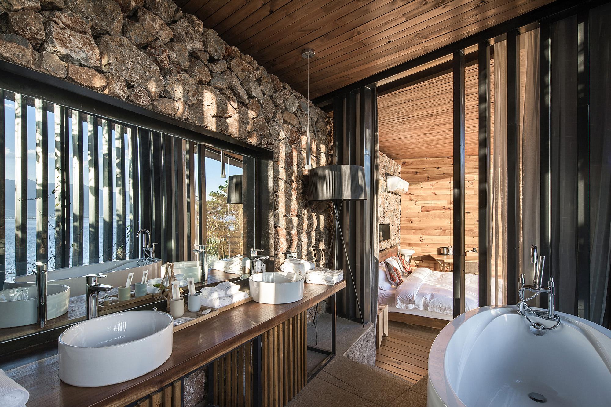 15 小钢屋客房卫生间(存在建筑—建筑摄影)